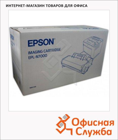 Тонер-картридж Epson C13S051100, черный
