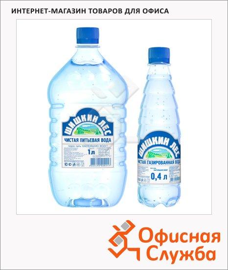 Вода питьевая Шишкин Лес, ПЭТ