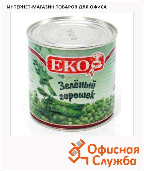 Зеленый горошек Eko из мозговых сортов, 420г