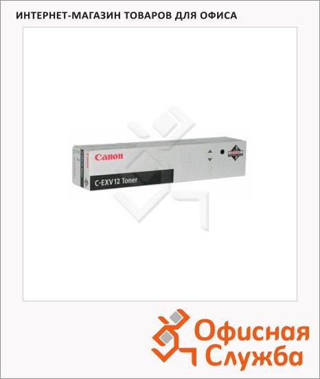Тонер-картридж Canon C-EXV12, черный, (9634A002)