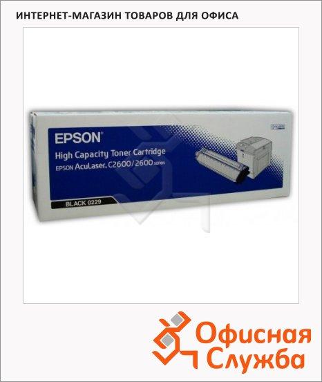 фото: Тонер-картридж Epson C13S050229 черный
