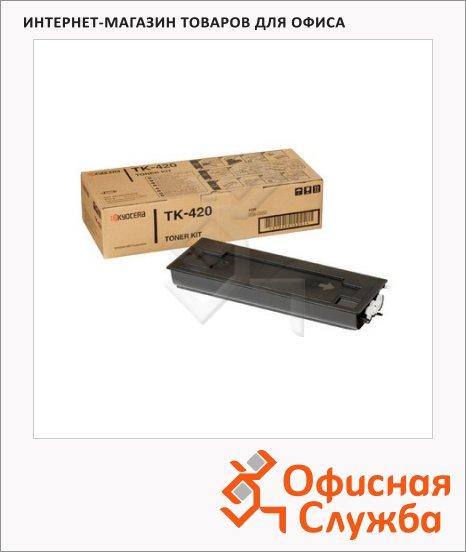 фото: Тонер-картридж Kyocera Mita TK-420 черный