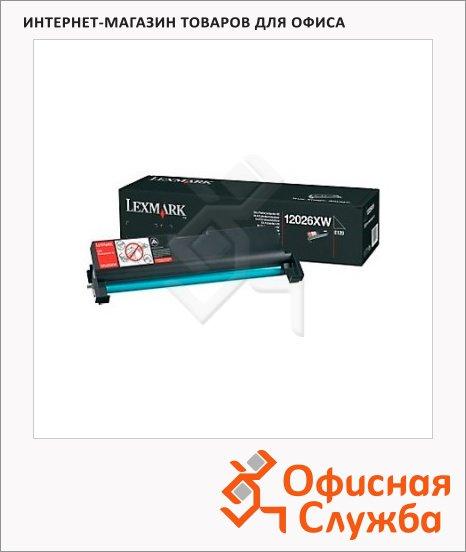 фото: Тонер-картридж Lexmark 12026XW черный
