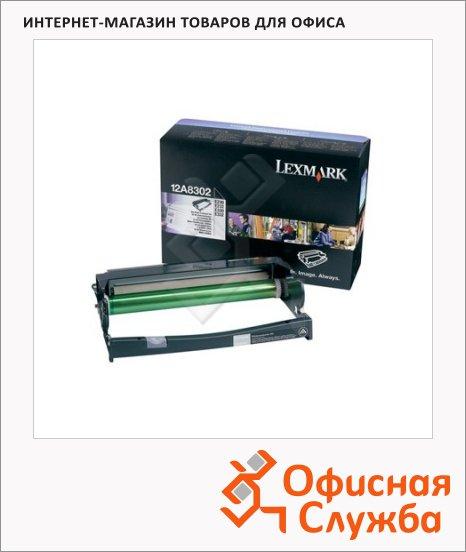 Тонер-картридж Lexmark 12A8302, черный