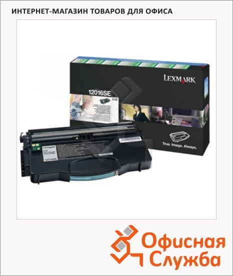 Тонер-картридж Lexmark 12036SE, черный