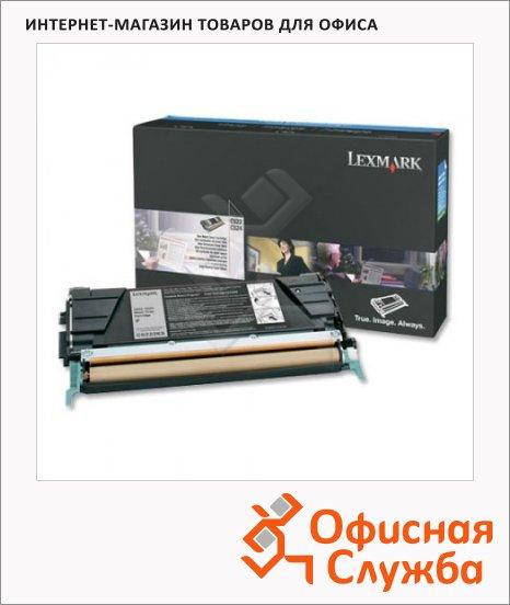 фото: Тонер-картридж Lexmark C5220KS черный