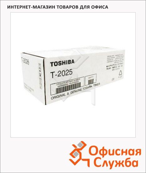 Тонер-картридж Toshiba T-2025, черный