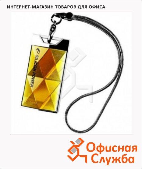Флеш-накопитель Silicon Power Touch 850 8Gb, 10/3 мб/с