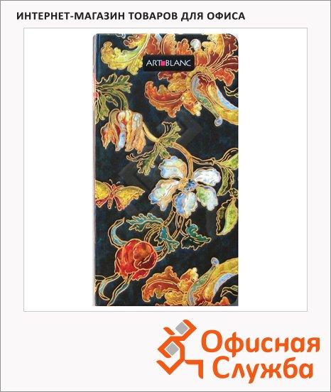 Телефонная книга Art-Blanc Tissou А7, цветная, 96 листов, картон
