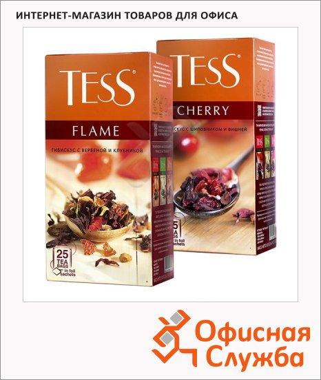 Чай Tess, травяной, 25 пакетиков