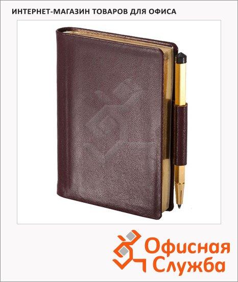 Записная книжка Brunnen Мини Ля Фонтейн, А7, 128 листов, 5.6х8.3см