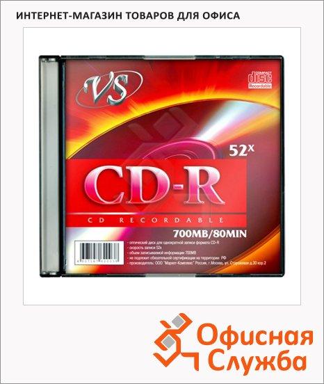 ���� CD-R Vs Slim 700Mb, 52x, 5��/��