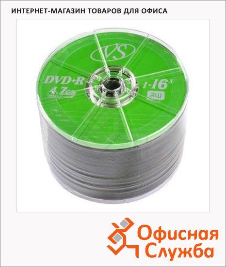 фото: Диск DVD-RW Vs 4.7Gb 4x, Bulk, 50шт/уп