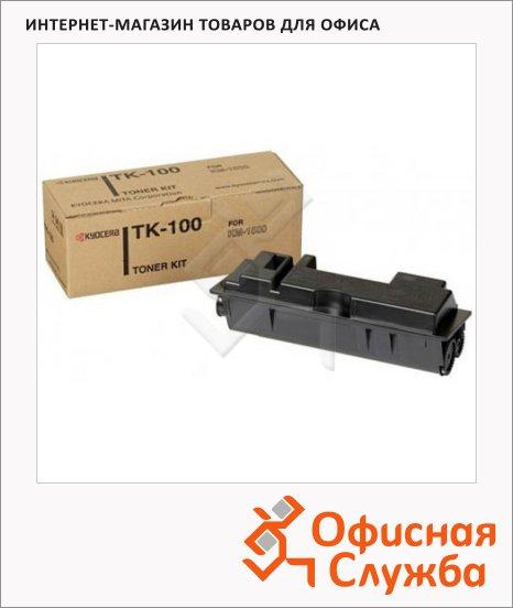 Тонер-картридж Kyocera Mita TK-100, черный