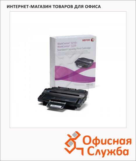 Тонер-картридж Xerox 106R01485, черный