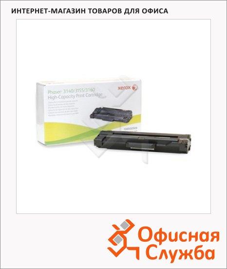 фото: Тонер-картридж Xerox 108R00909 черный повышенной емкости