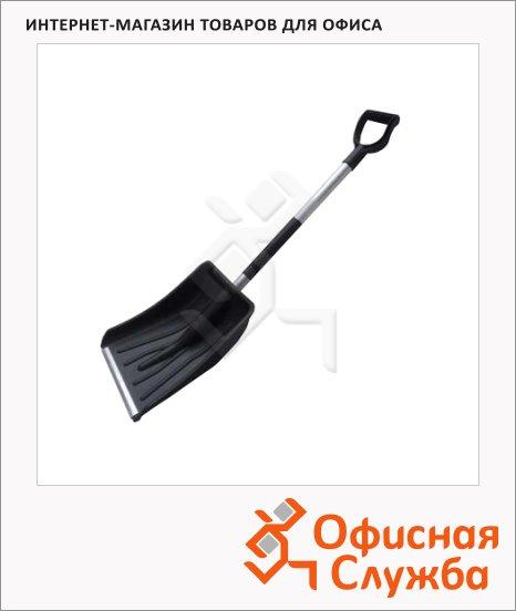 Лопата для снега Dnb 66 Авто-Витязь 29х37см, складная ручка, 60см
