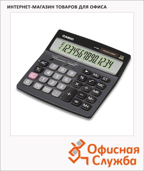 Калькулятор настольный Casio D60L