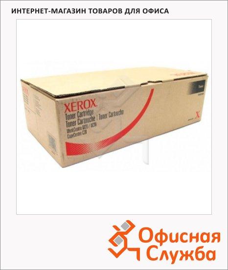 Картридж для факса лазерный Xerox 106R01048, черный