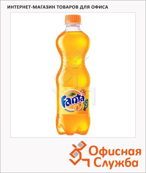 Напиток газированный Fanta апельсин