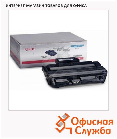 фото: Тонер-картридж Xerox 106R01373 черный