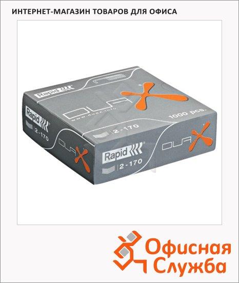 фото: Скобы для степлера Rapid для степлера  Duax 1M 1000 шт