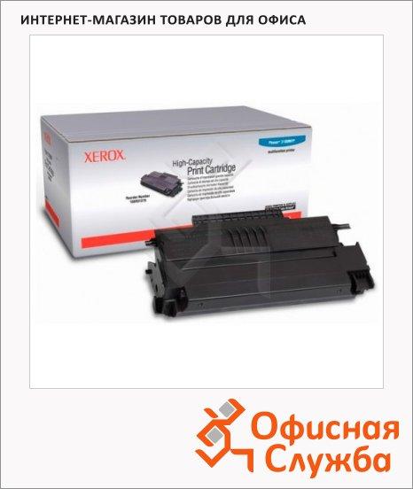 фото: Тонер-картридж Xerox 113R00730 черный повышенной емкости