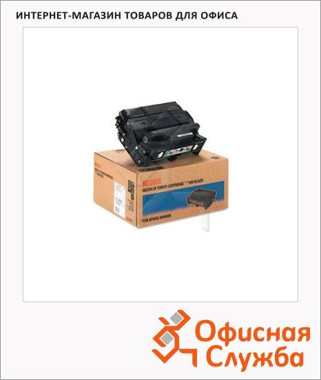 Тонер-картридж Ricoh 400942, черный