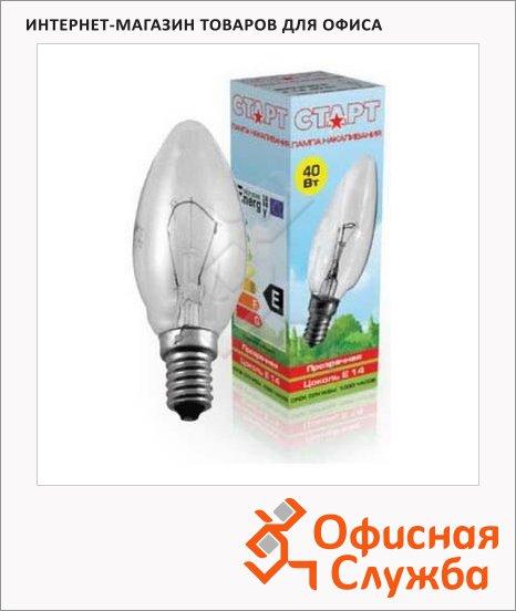 Лампа накаливания Старт, E14
