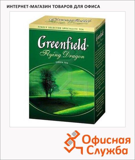 Чай Greenfield, зеленый, листовой