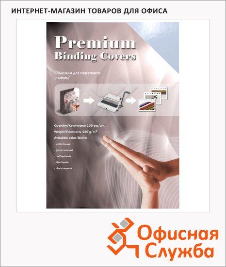 Обложки для переплета картонные Office Kit GWA400250, А4, 250 г/кв.м