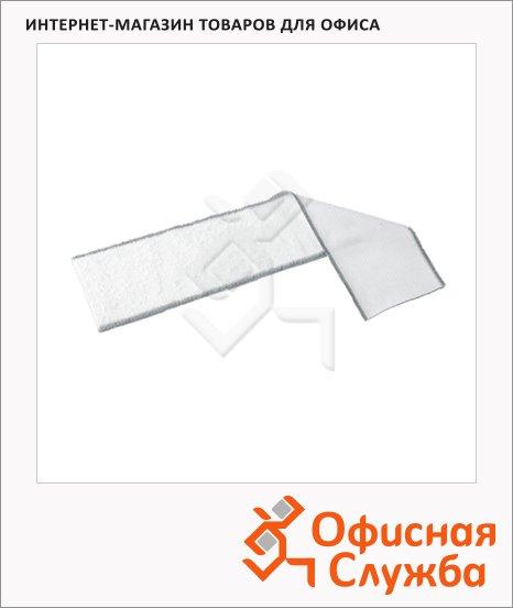 Насадка для швабры моп Vileda Pro Экспресс Микро серая, 40см, микроволокно, 110083