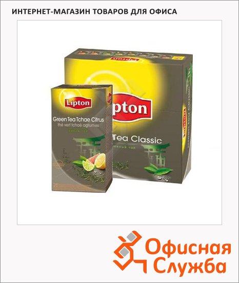 Чай Lipton Viking Green, зеленый, 25 пакетиков