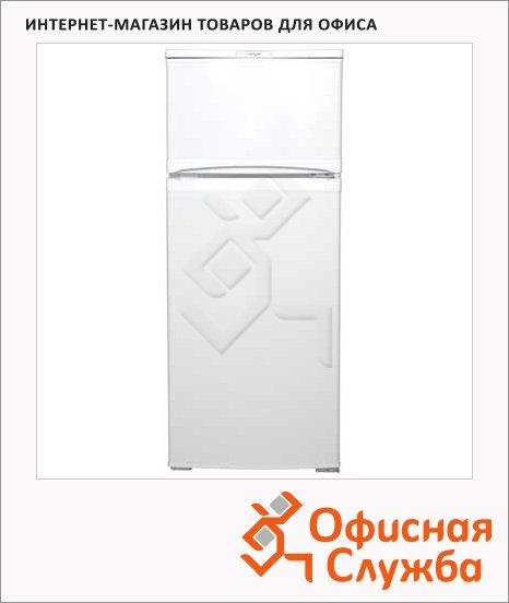 Холодильник двухкамерный Саратов 264 152л, белый, 48x59x121см