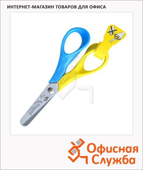 Ножницы для левшей Maped Vivo 3D 12см