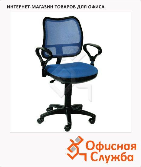 Кресло офисное Бюрократ CH-799BL ткань
