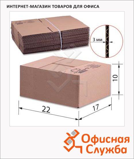 Короб упаковочный Т22 профиль В, гофрокартон