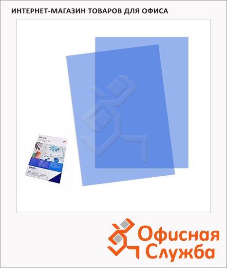 Обложки для переплета пластиковые Gbc, А4, 200 мкм, 100шт