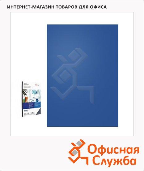 Обложки для переплета пластиковые Gbc, А4, 300 мкм, 100шт