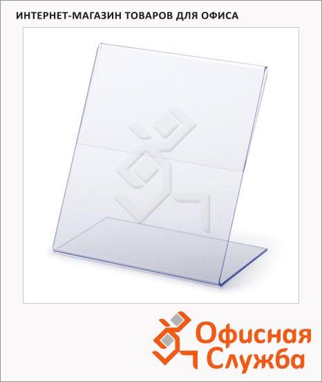 Держатель для ценников Brauberg 80х90мм, 10шт/уп
