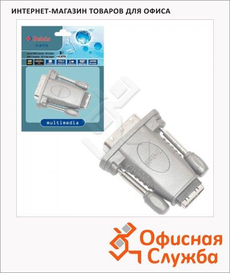 Адаптер переходник Belsis HDMI-DVI-D (f-m)