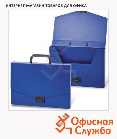 Портфель пластиковый Brauberg Energy, 256х330мм
