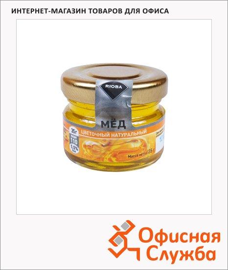 Мед Rioba цветочный, 12шт х 35г