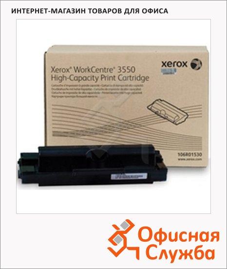 Тонер-картридж Xerox 106R01531, черный
