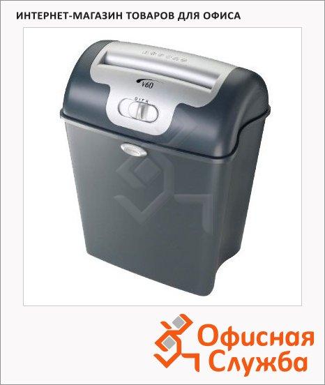 Персональный шредер Rexel Promax V60WS, 8 листов, 23 литра, 2 уровень секретности