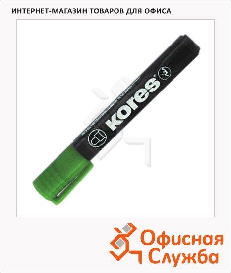 Маркер перманентный Kores, 1.5-3мм, круглый наконечник