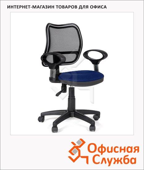 Кресло офисное Chairman 450 ткань, TW, крестовина пластик