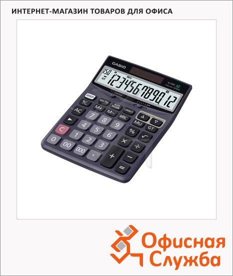 Калькулятор настольный Casio DJ-120D-S-EH