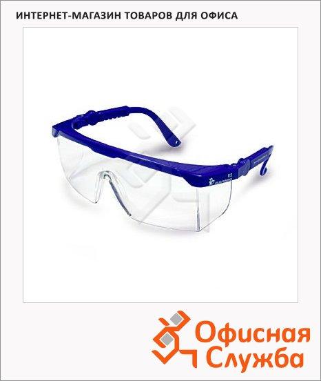 фото: Очки защитные Ампаро Пегас прозрачные открытые, 210325