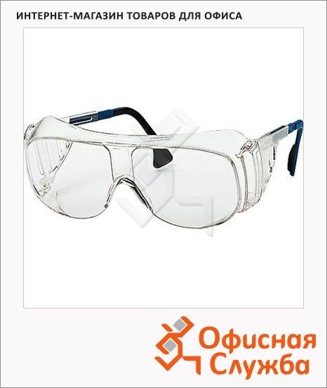фото: Очки защитные Uvex Визитор прозрачные открытые, 9161.005